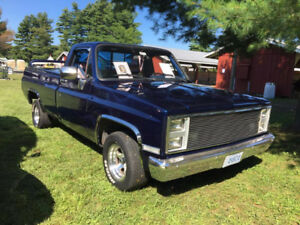 1986 CHEV C10 LONG BOX PICKUP