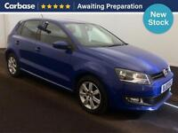 2013 VOLKSWAGEN POLO 1.4 Match Edition 5dr