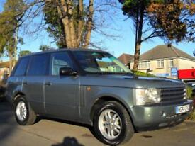 LAND ROVER RANGE ROVER VOUGE 3.0 TD6 2004 COMPLETE WITH M.O.T HPI CLEAR INC