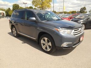 2012 Toyota Highlander Sport 4WD Peterborough Peterborough Area image 8