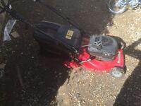 Mountfield petrol self propelled