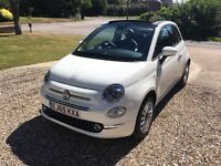 Fiat 500 C (65 Plate) For Sale