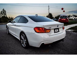 2014 BMW 4-Series 435i xDrive Coupe (2 door) 9500 Km M PKG