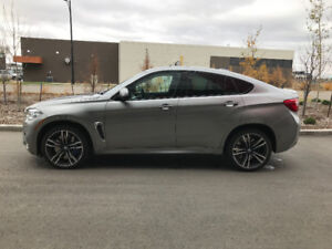 2016 BMW X6M Series SUV,   loaded ,like new ,one owner ,no gst