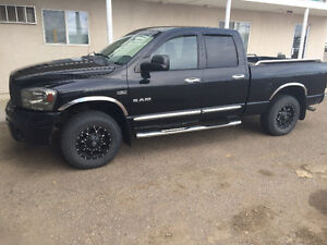 2008 Dodge Power Ram 1500 Laramie Pickup Truck