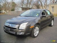 2006 sel v6 Ford Fusion fully loaded