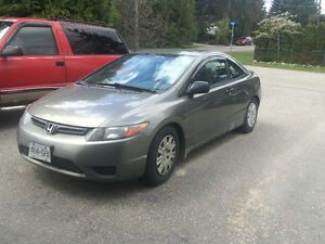 2006 Honda Civic Coupe DX Coupe (2 door)
