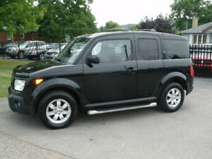 2006 Honda Element:Only 196kms, 5 Speed, Drives Great, Must See!