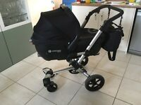 Concord neo pram and travel system