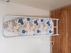 Door Hanging Ironing Board
