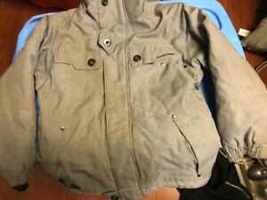 New Boys size 7/8 xs winter jacket
