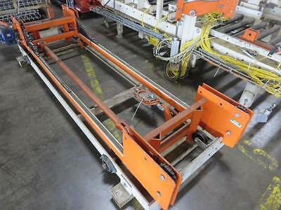 Power Powered Chain Conveyor