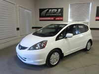 Honda Fit LX** AUTOMATIQUE** BAS KILO ** A/C 2010