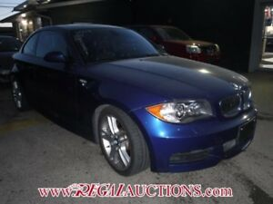 2009 BMW 1 SERIES 135I 2D COUPE 135I