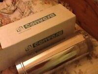 """Log Burning Stove Flue - New 5"""" (125mm) Flue Pipe"""
