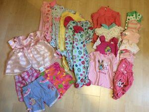 Vêtements pour fille et garcon