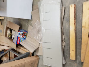 ***REDUCED***Hardy Board Shakes and Brick Moulding