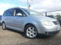 Volkswagen Touran 2.0 TDI PD SPORT 7 SEATS 136PS
