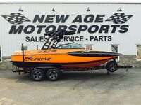 2015 Supreme Boats S21 @ NEW AGE MOTOR SPORTS IN WEYBURN