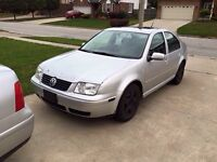 2000 Jetta VR6 Parts Only !