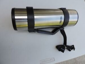 Thermos vacuum bottle 1.2 litre , all stainless