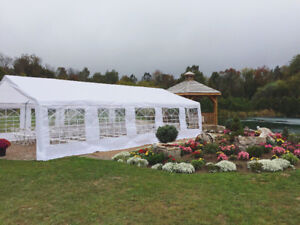 Rent our tent for your event!