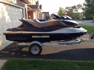 2010 Sea Doo GTX only 38 hours