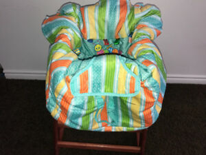 Highchair and shopping cart cover