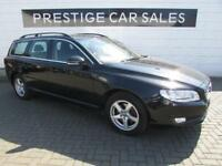 2014 Volvo V70 2.0 TD D4 Business Edition (s/s) 5dr Diesel black Manual