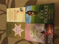 Hardback book selection