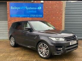 2016 Land Rover Range Rover Sport 4.4 SDV8 Autobiography Dynamic 5dr Auto [SS] E