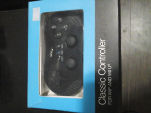 Classic controller for Wii and Wii U
