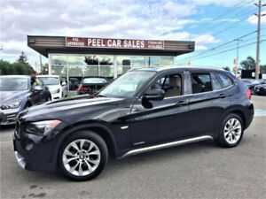 2012 BMW X1 SUV-| Local Vehicle | Clean Carproof