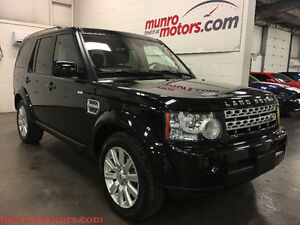 2012 Land Rover LR4 LUX SUV, Crossover