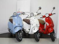 VESPA PRIMAVERA 125 EURO 4 Brand new unregistered