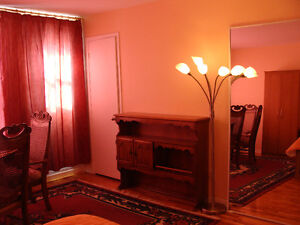 Big beautiful room, furnished, all included.Lasalle
