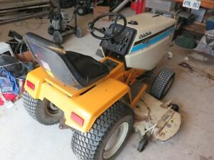 "Club Cadet Hydrolic 1811 Lawnmower with 50"" deck"
