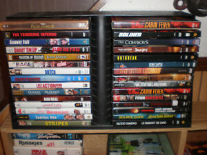 DVDS MUST GO TODAY....................
