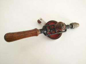 Antique Hand Drill - Hercules Hand Drill