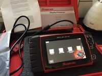 SNAPON SOLUS ULTRA SNAP ON 16.2 LATEST SOFTWARE DIADNOSTIC SCAN TOOL
