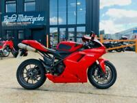 2011 11 DUCATI 1198, EXCELLENT CONDITION, £8,590 OR FLEXIBLE FINANCE
