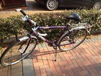"""Men Touring bike 28"""""""