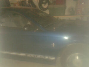 2000 Ford Mustang Coupe (2 door)