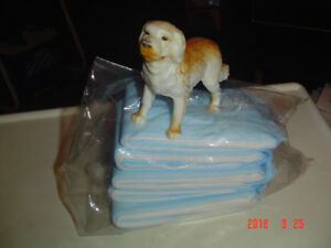 """25 PET PUPPY TRAINING PADS - 23""""X24""""- ULTRA ABSORBENT UNDERPADS"""