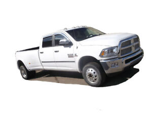 2013 DODGE RAM LARAMIE 3500 DUALLY DIESEL . Cash/trade/lease to