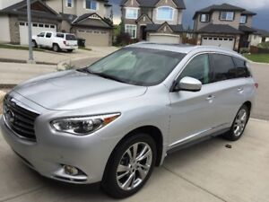 2013 Infiniti JX Premium Deluxe Package SUV, Crossover