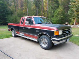 1991 ford f150 part out or best over as whole