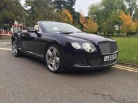 2014 Bentley Continental GTC 6.0 W12 Mulliner Driving Spec 2dr Auto 2 door Co...