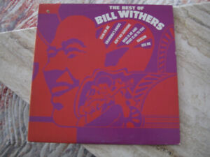 The best of Bill Withers – SRA 8037 – 1975 Sussex – Vinyl Album
