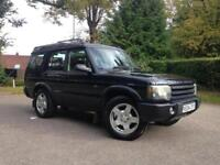 2004 Land Rover Discovery 2 Persuit TD5 Manual 7 Seater